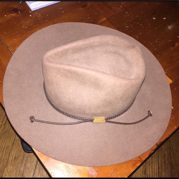 78c5a6b41ffa7 Stetson 4X Beaver Carson Cowboy Hat. M 5a52ad4a05f4304952000d12. Other  Accessories ...